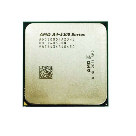 Procesor Refurbished AMD Trinity A4-5300, 3.40GHz, Socket FM2